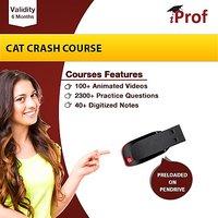CAT Crash Course On Pen Drive