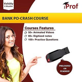 Bank PO Crash Course On Pen Drive