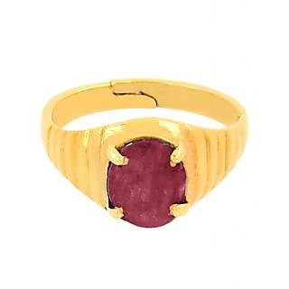Wear 5.25 Ratti Ruby Gemstone Ring To Safeguard Agains Evil Spirits