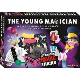 Young Magician