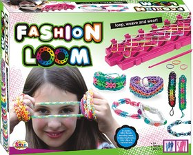 Ekta Fashion Loom Bands Bracelet Maker Medium
