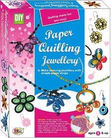 Ekta Paper Qualling Jewellery