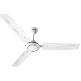 Luminous 1200mm Josh Ceiling Fan White Fans