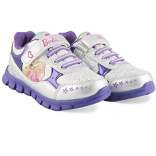 Barbie Girls Yellow Sports Shoes Gs0Dbb03