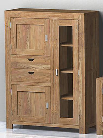 NEW WAVE HIGHBOARD 1+2 DOOR 2 DRAWER