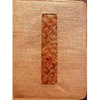 Exquistely Handcrafted Jute File Folders