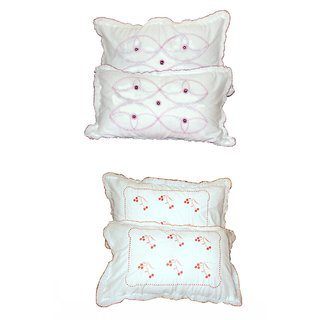 2 Pillow covers