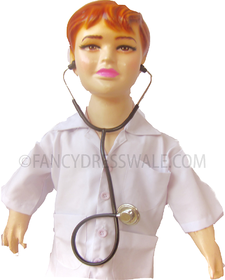 Doctor Coat for kids for fancy dress competitions and s  sc 1 st  Shopclues & Costumes : Buy Costumes like Halloween Online at Best Price on ...