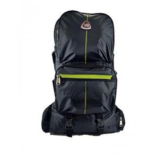 Vcare Black Green Waterproof Parachute Hiking/Travelling/Rucksack bag VC33