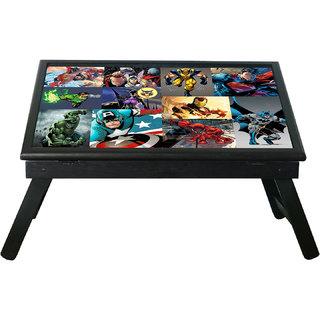 10 am Superheroes table