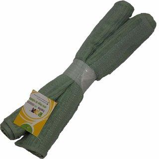 belle maison 100% Cotton Multi purpose Towel set of 2