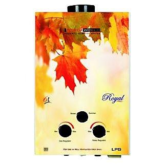 Power World Gas Geyser -Royal