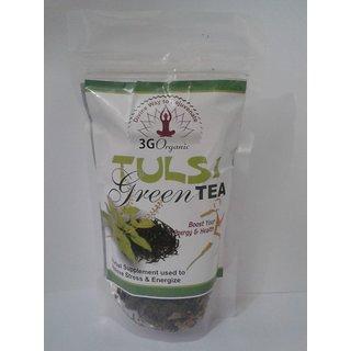 Tulsi Green Tea Organic 50 gms premium quality