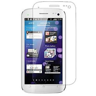 Micromax Canvas A115 3D Mobile Clear Screen Protector Screen Guard Film