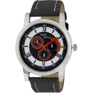 c3d56ac029a Buy Tigerhills Cronograph Style Casual Mens Watch Online   ₹150 from  ShopClues