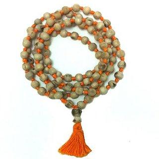 Jewelswonder Prabhu Drishti Tulsi Mala