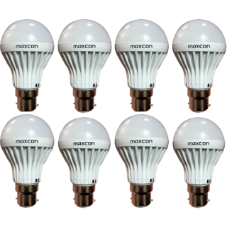 Cool White LED Bulb 5W (Pack of 8) Image