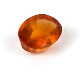 Akash Ganga Natural 8 Ratti Hessonite Garnet (Gomed)