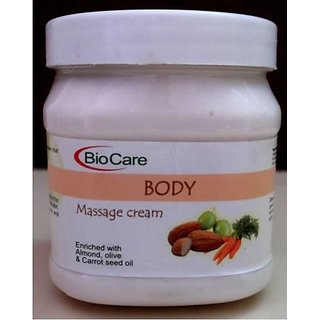 BioCare  Face And Body massage (500 ml) Best Offer