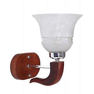 Fos Lighting Icon Single Wooden Wall Light
