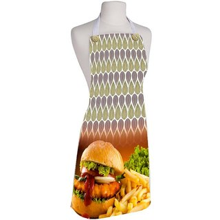 meSleep Burger Kitchen Apron