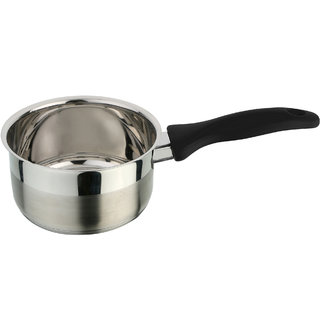 PRISTINE Sandwich Base Eco Sauce Pan, 18 cm / 2 liters