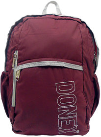 Donex Light Weight 22 L Backpack Maroon RSC00712