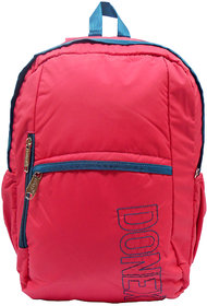 Donex Light Weight 22 L Backpack Pink RSC00716