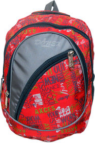 Donex Trendy Multicolor Laptop Backpack - 14