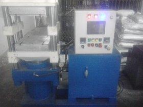 Rubber Molding Hydraulic Pres Plc Controld