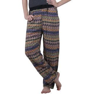 Vixenwrap Ethnic Printed Pyjama