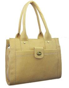 Lady Queen Beige Shoulder Bag