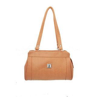 Lady Queen Lines Casual Hand Bag