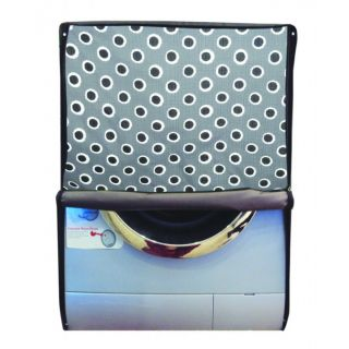 Dream Care Designer Waterproof & Dustproof Washing Machine Cover For Front Loading 8.5 Kg Model
