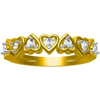 Sakshi Jewels 2.75 Gram 18K Gold 0.25 Carat VVS-FG Diamond Ring