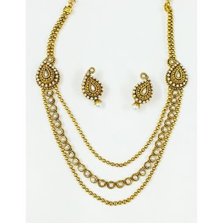 Bhati Traditional Necklace Set