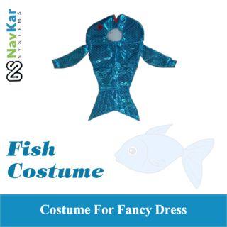 01ac40534fb Fish Fancy Costume Outfit Suit Fancy Dress For Kids Animal Fancy Dress  Costume Sc 1 St Shopclues