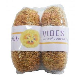 Herbal Body bath sponge loofah