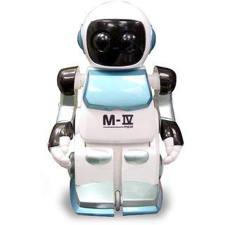 Silverlit Robot Series - Moonwalker (White)