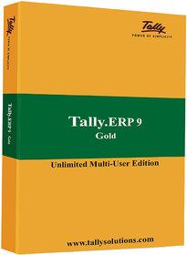 Tally.ERP 9 Multi User