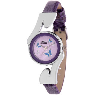 Polo Hunter 8051-PR Women's Watch