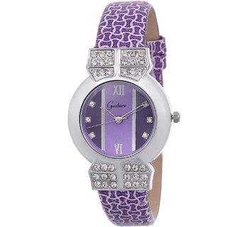 Gesture 8058-PR Women's Watch