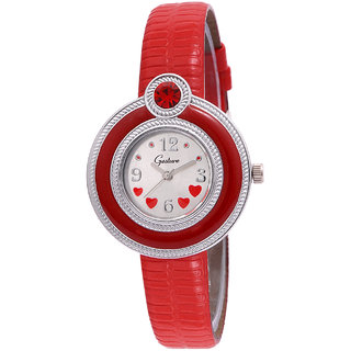 Gesture 8049-RD Women's Watch