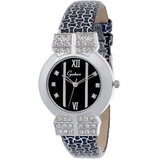 Gesture 8058-BK Women's Watch