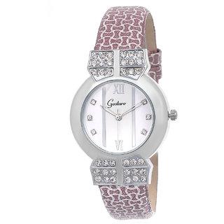 Gesture 8058-SL-BR Women's watch