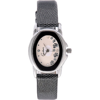 Gesture 8046-BK Women's Watch