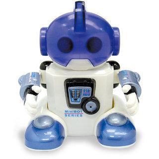 Silverlit Robot Series - Jabber - Bot (White)