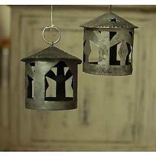 Dangling Candle Holder
