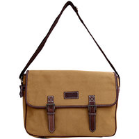 Canvas Bags With Leather Trim