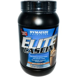 Dymatize Elite Casein 2 Lb Rich Chocolate